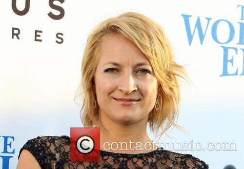 zoe bell the worlds end hollywood premiere 3828495
