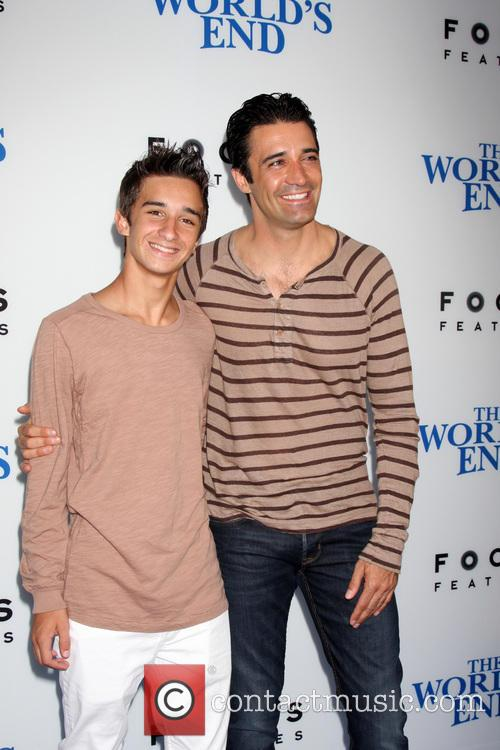 George Marini and Gilles Marini 1