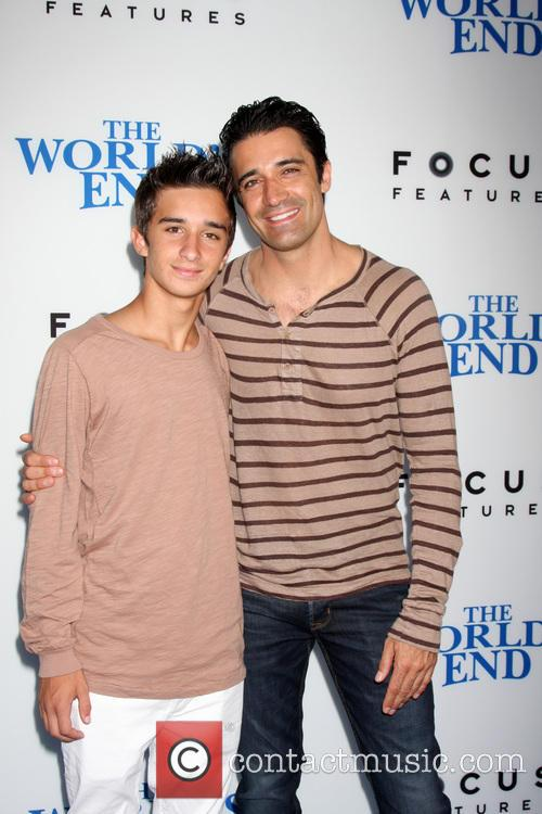 George Marini and Gilles Marini 2