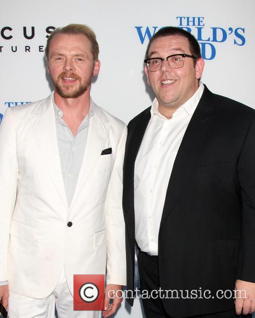 Simon Pegg and Nick Frost 9