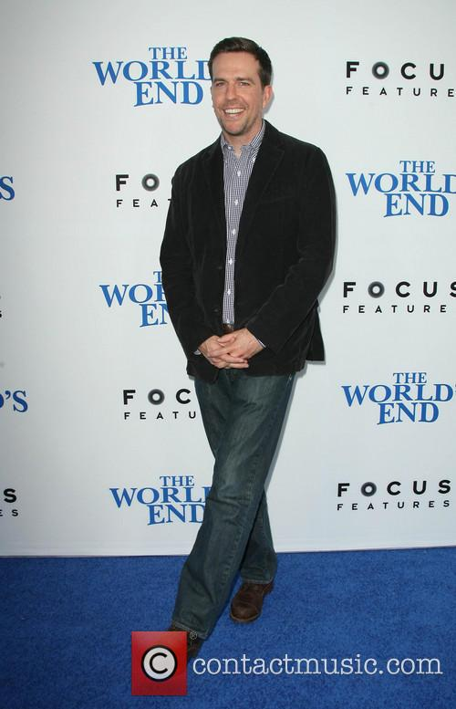 Ed Helms, Cinerama Dome Hollywood