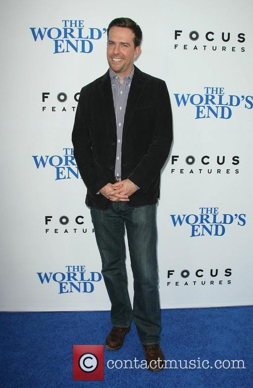 ed helms the worlds end premiere 3828697