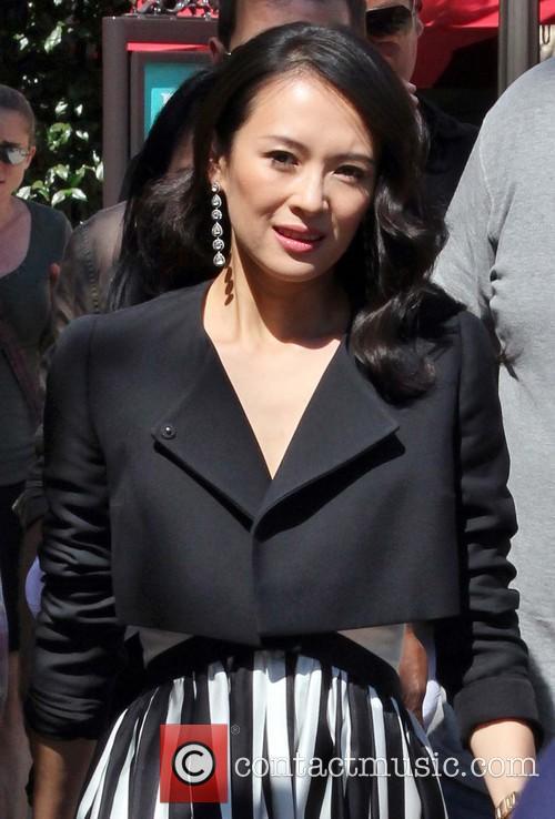 Ziyi Zhang 13