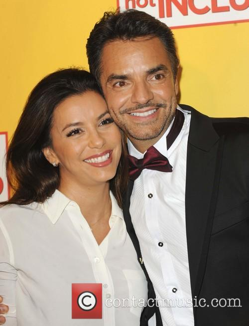 Eva Longoria and Eugenio Derbez 1