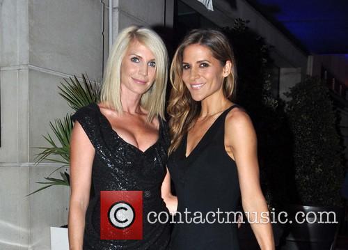 Yvonne Keating and Amanda Byram 4