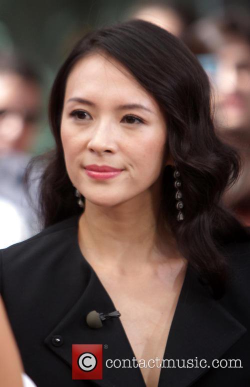Zhang Ziyi 4