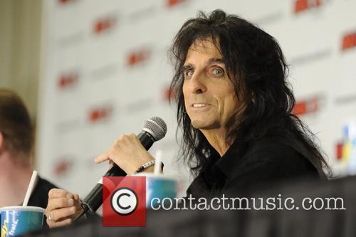 Alice Cooper and Vincent Damon Furnier 2