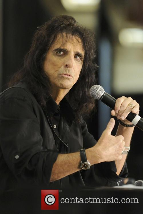 Alice Cooper and Vincent Damon Furnier 3