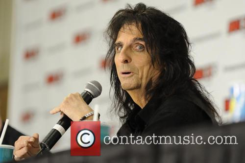 Alice Cooper and Vincent Damon Furnier 4