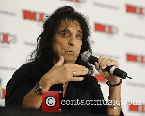 Alice Cooper and Vincent Damon Furnier 5