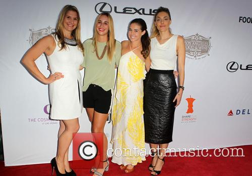 Brenda Urban, Kat Odell, Jessica Miller and Waylynn Lucas 1