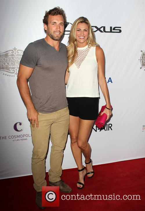 Jarret Stoll and Erin Andrews 1