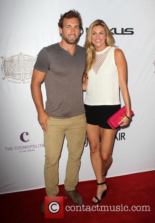 Jarret Stoll and Erin Andrews 3