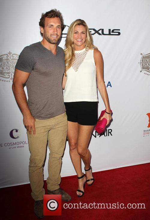 Jarret Stoll and Erin Andrews 5