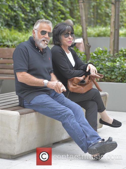 Jonathan Goldsmith and Barbara Goldsmith 4