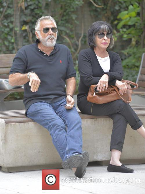 Jonathan Goldsmith and Barbara Goldsmith 9