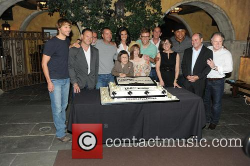 Eric Christian Olsen, R. Scott Gemmill, John Peter Kousakis, Chris O'donnell, Daniela Ruah, Linda Hunt, Renée Felice Smith, Barrett Foa, Ll Cool J and Shane Brennan 5