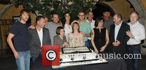 Eric Christian Olsen, R. Scott Gemmill, John Peter Kousakis, Chris O'donnell, Daniela Ruah, Linda Hunt, Renée Felice Smith, Barrett Foa, Ll Cool J and Shane Brennan 9