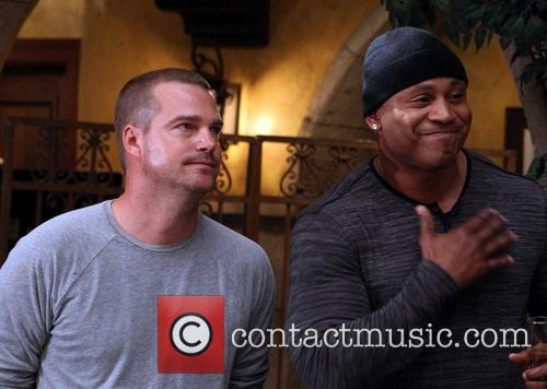 Chris O'donnell and Ll Cool J 3