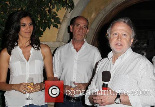 Daniela Ruah, Miguel Ferrer and Shane Brennan 8