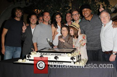 Eric Christian Olsen, R. Scott Gemmill, John Peter Kousakis, Chris O'donnell, Daniela Ruah, Linda Hunt, Renée Felice Smith, Barrett Foa, Ll Cool J and Shane Brennan 10