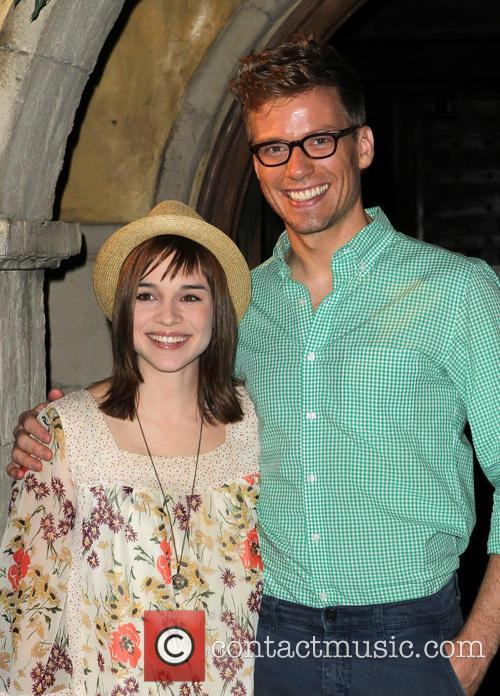 Renée Felice Smith and Barrett Foa 5