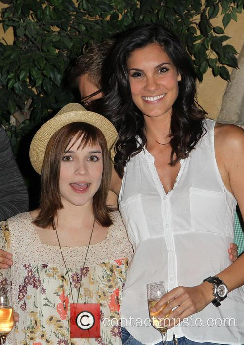 Renée Felice Smith and Daniela Ruah 7