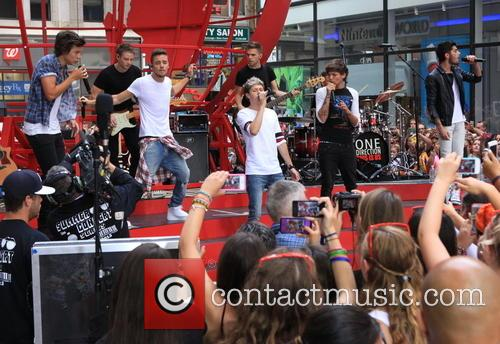 One Direction, Niall Horan, Zayn Malik, Liam Payne, Harry Styles and Louis Tomlinson 8