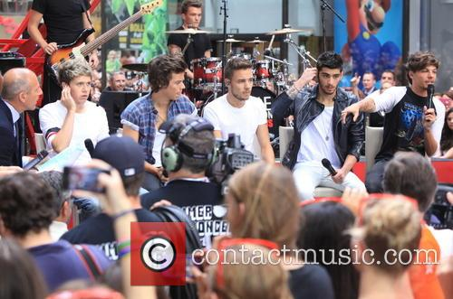 One Direction, Niall Horan, Zayn Malik, Liam Payne, Harry Styles and Louis Tomlinson 11