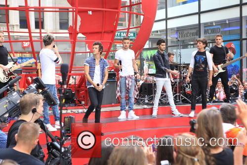 One Direction, Niall Horan, Zayn Malik, Liam Payne, Harry Styles and Louis Tomlinson 13