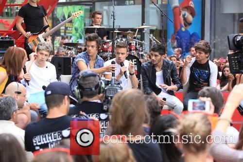One Direction, Niall Horan, Zayn Malik, Liam Payne, Harry Styles and Louis Tomlinson 17