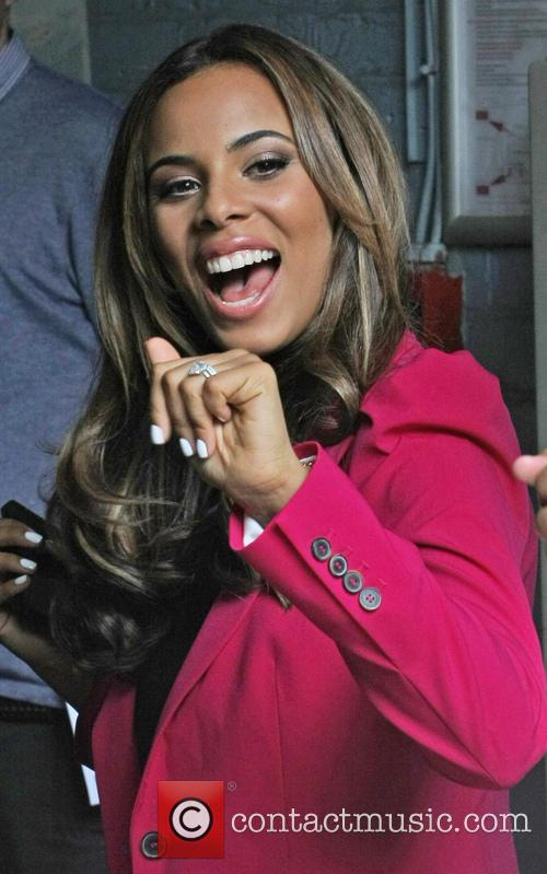Rochelle and Marvin Humes Leaving ITV