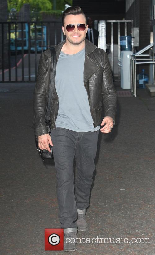 Shane Filan Leaving the ITV Studios