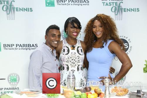 Venus Williams, Marcus Samuelsson and Williams 5