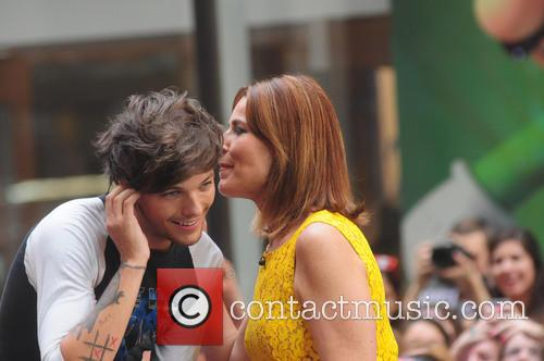 One Direction and Savannah Guthrie 1