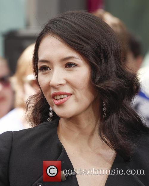 Ziyi Zhang 9