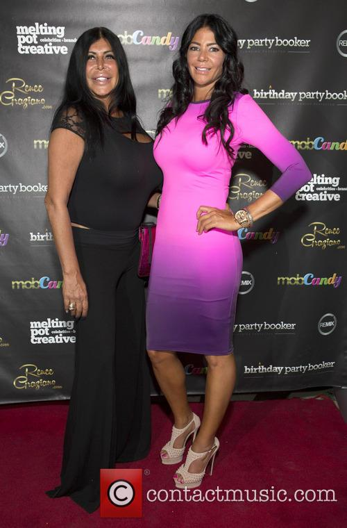 Big Ang and Andrea Dimichelle 3