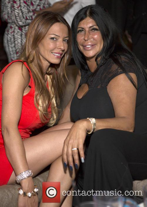 Renee Graziano's Mob Candy fashion line launch party