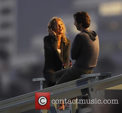 Kate Hudson and Zach Braff 4