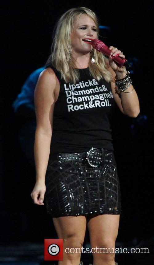 Miranda Lambert performs live in Virginia Beach