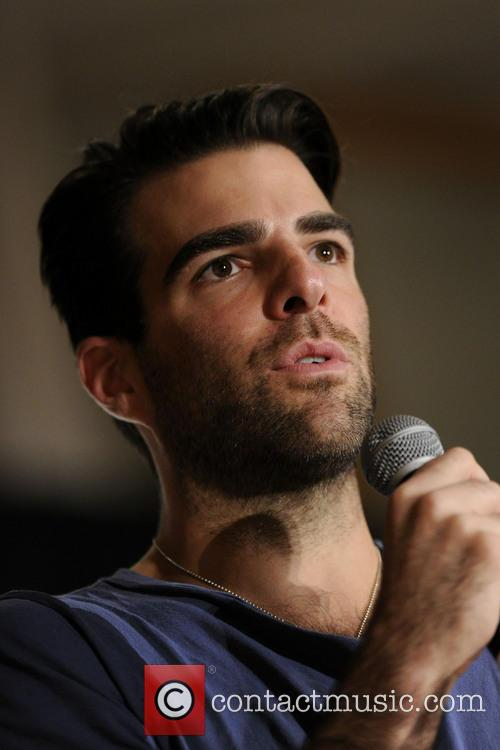 zachary quinto fan expo canada 2013  3833148