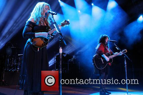 Nancy Wilson and Ann Wilson 9