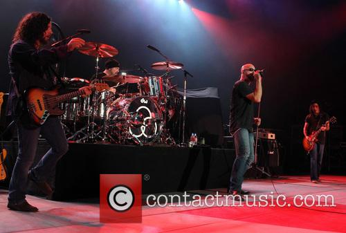 Michael Devin, Jason Bonham and James Dylan 2