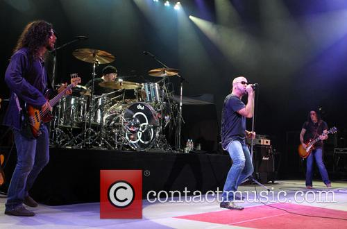 Michael Devin, Jason Bonham, James Dylan, The Greek Theater