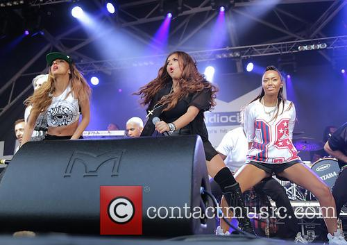 Little Mix, Jesy Nelson, Leigh-anne Pinnock and Jade Thirlwall 8