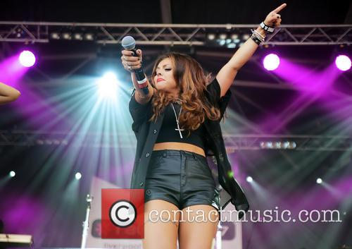 Jesy Nelson and Little Mix 4