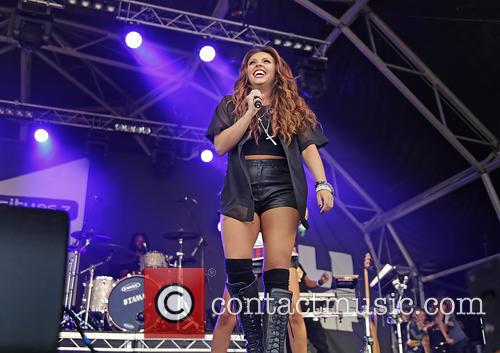 Jesy Nelson and Little Mix 9