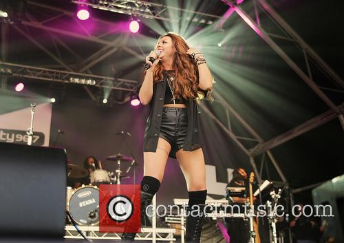 Jesy Nelson and Little Mix 13