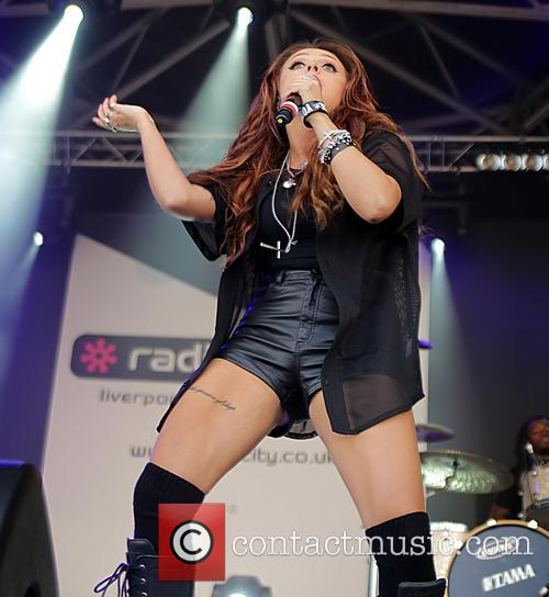 Jesy Nelson and Little Mix 14