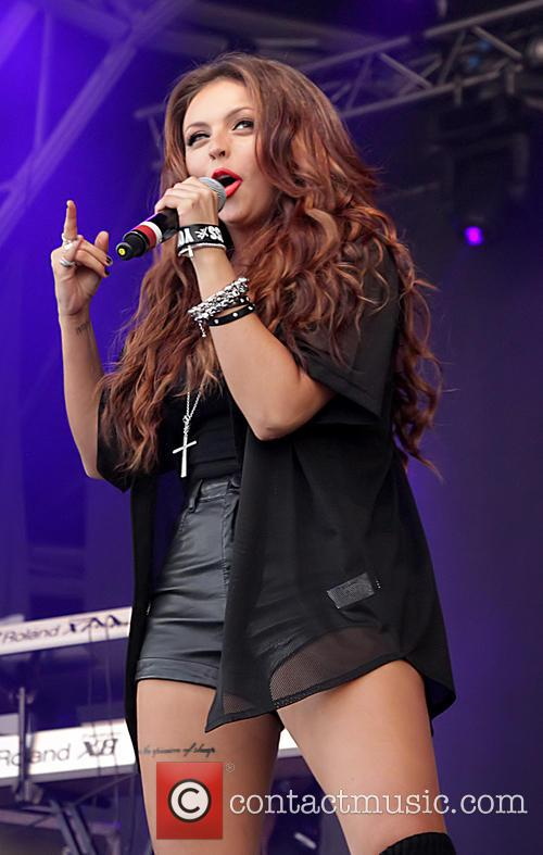 Jesy Nelson and Little Mix 15